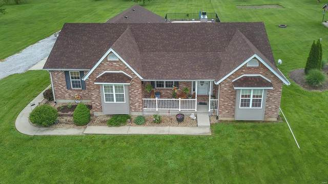 909 Silverview Lane, Troy, IL 62294 (#20033573) :: RE/MAX Professional Realty