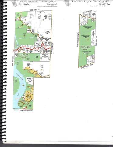 0 County Rd 418, Piedmont, MO 63957 (#20033605) :: The Becky O'Neill Power Home Selling Team