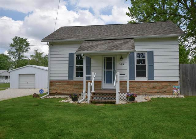 515 Leavett Street, Jerseyville, IL 62052 (#20033626) :: Peter Lu Team