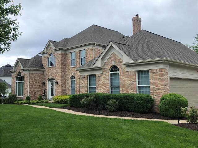 1113 Horse Run Court, Chesterfield, MO 63005 (#20033634) :: The Becky O'Neill Power Home Selling Team