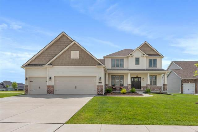 2 Overton Heath Court, Lake St Louis, MO 63367 (#20033648) :: The Becky O'Neill Power Home Selling Team
