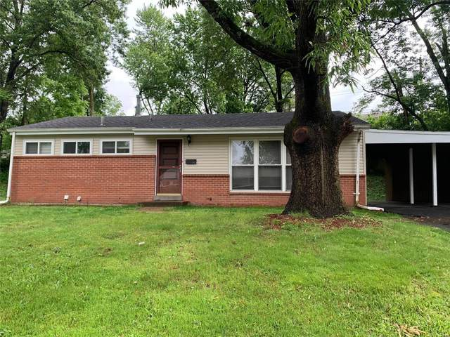 8808 Iroquois, St Louis, MO 63132 (#20033690) :: Clarity Street Realty