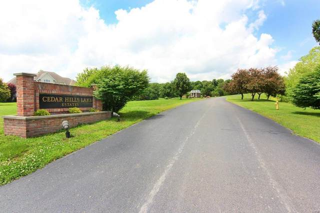 11 Cedar Hills, Cape Girardeau, MO 63701 (#20033702) :: The Becky O'Neill Power Home Selling Team