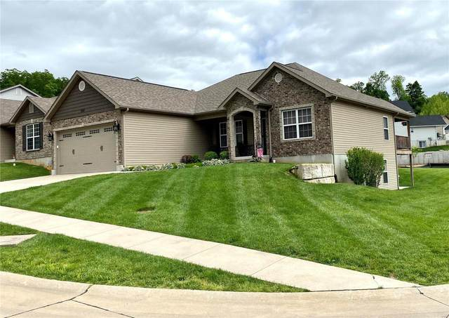 228 Chadwyck, Herculaneum, MO 63048 (#20033724) :: Realty Executives, Fort Leonard Wood LLC