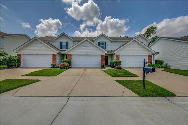 118 Homeshire Drive #9, Wentzville, MO 63385 (#20033725) :: Kelly Hager Group | TdD Premier Real Estate