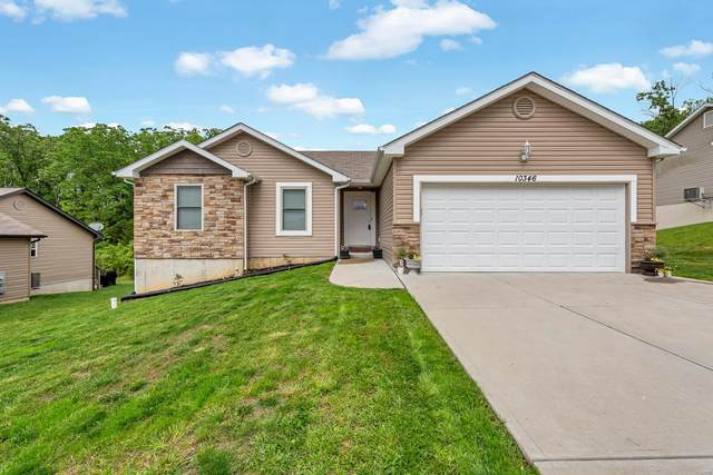 10346 Hawks Nest Drive, Hillsboro, MO 63050 (#20033731) :: The Becky O'Neill Power Home Selling Team