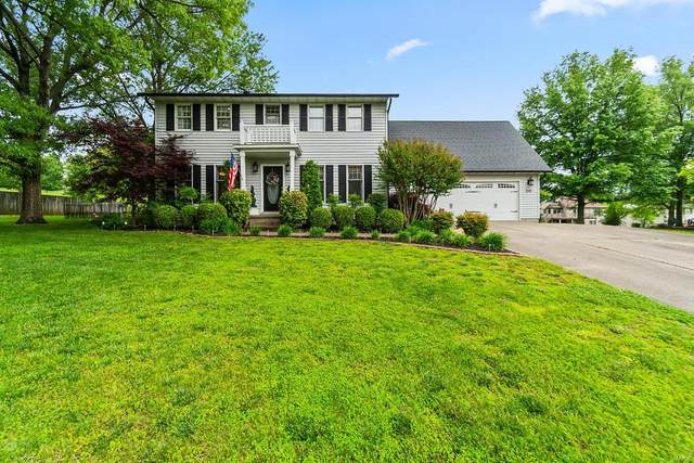 3610 Old Hopper Road, Cape Girardeau, MO 63701 (#20033744) :: The Becky O'Neill Power Home Selling Team