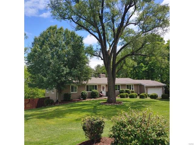 23 Quail Drive, Ellisville, MO 63021 (#20033758) :: The Becky O'Neill Power Home Selling Team