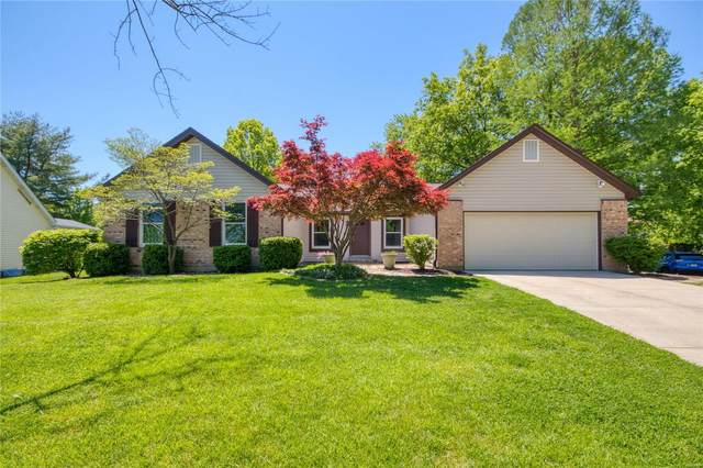 316 Summer Ridge Drive, Saint Charles, MO 63304 (#20033769) :: Realty Executives, Fort Leonard Wood LLC
