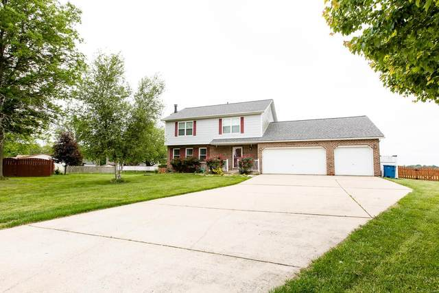 503 Call Court, New Baden, IL 62265 (#20033779) :: Sue Martin Team