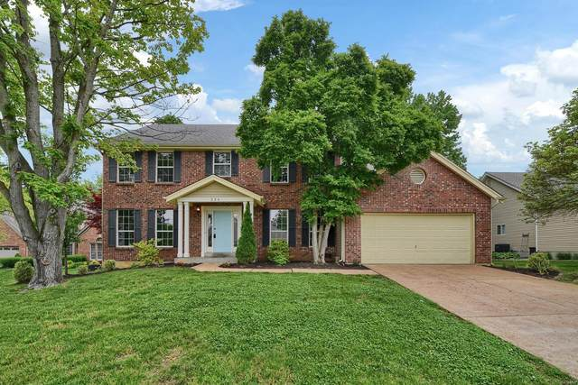 224 Muirfield Woods Ct, Saint Charles, MO 63304 (#20033824) :: Clarity Street Realty