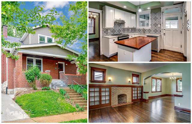 4934 Walsh Street, St Louis, MO 63109 (#20033827) :: Clarity Street Realty