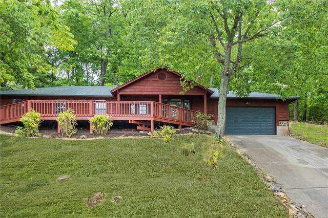 1772 S Lake Sherwood Drive, Marthasville, MO 63357 (#20033853) :: The Becky O'Neill Power Home Selling Team