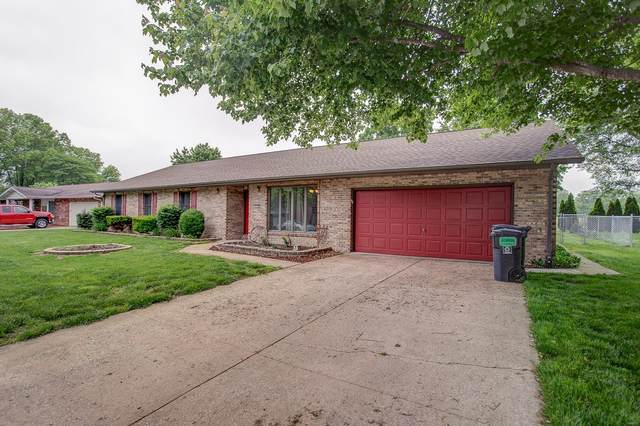 509 Windrift Drive, Belleville, IL 62221 (#20033868) :: Tarrant & Harman Real Estate and Auction Co.