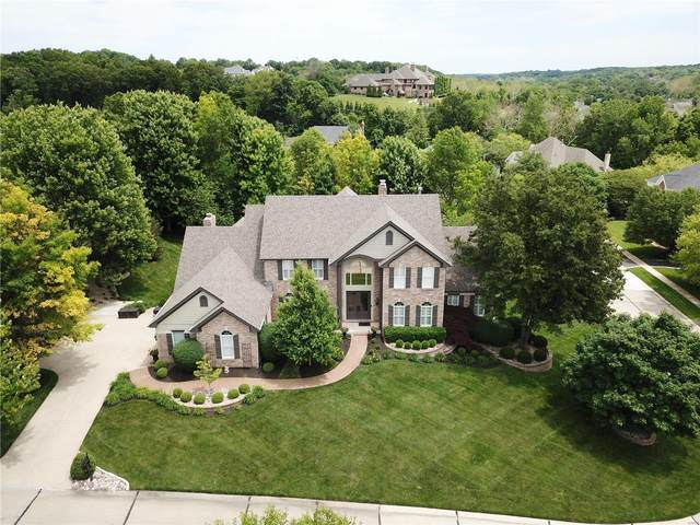 356 Pine Bend Drive, Wildwood, MO 63005 (#20033869) :: Parson Realty Group