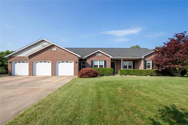 215 Cynthia Lane, Lebanon, IL 62254 (#20033875) :: The Becky O'Neill Power Home Selling Team
