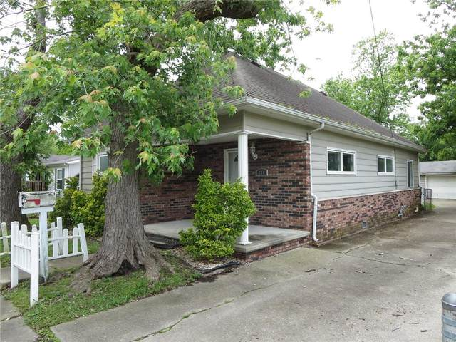 211 S Douglas, WEST FRANKFORT, IL 62896 (#20033891) :: Parson Realty Group