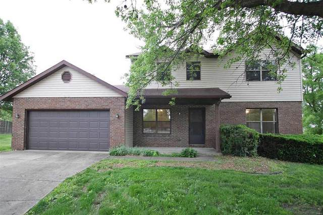 209 Chestnut Court, Shiloh, IL 62269 (#20033935) :: Kelly Hager Group | TdD Premier Real Estate