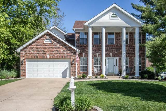 1347 Auburn Hills Drive, Saint Charles, MO 63304 (#20033964) :: Realty Executives, Fort Leonard Wood LLC