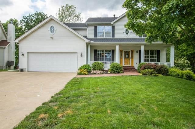 1395 Briar Creek Drive, Saint Charles, MO 63304 (#20033970) :: Kelly Hager Group | TdD Premier Real Estate