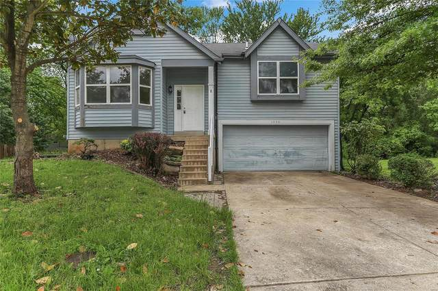 1530 Brittany Cove, Saint Charles, MO 63304 (#20033984) :: Realty Executives, Fort Leonard Wood LLC
