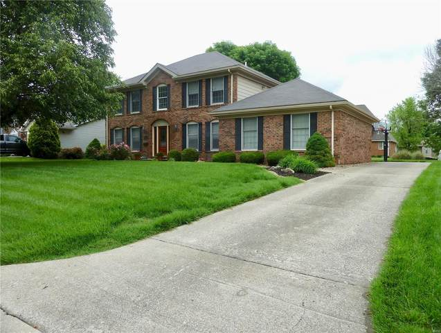 21 Pebble Hill Drive, Belleville, IL 62223 (#20034007) :: Clarity Street Realty