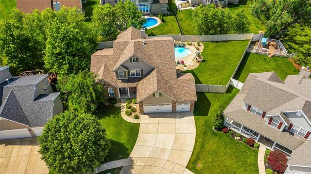 26 Wyndham Lake, O'Fallon, MO 63368 (#20034028) :: St. Louis Finest Homes Realty Group