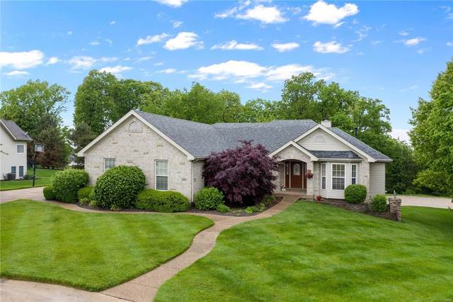4638 Crosshaven Court, Weldon Spring, MO 63304 (#20034034) :: Parson Realty Group