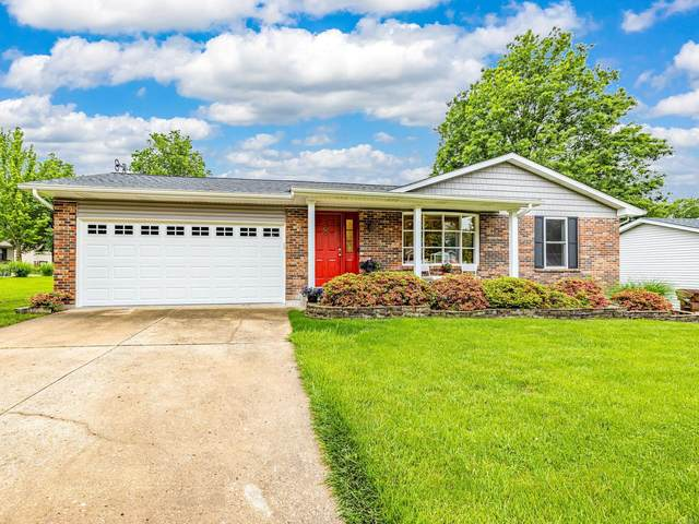 2948 Park Valley Drive, Saint Peters, MO 63376 (#20034071) :: St. Louis Finest Homes Realty Group