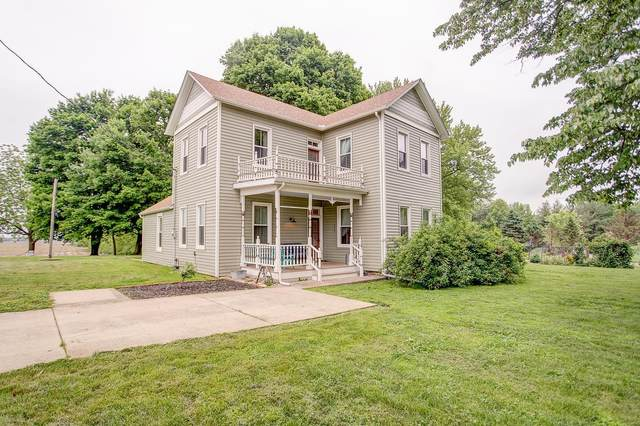 2664 Staunton Road, Troy, IL 62294 (#20034076) :: Kelly Hager Group | TdD Premier Real Estate