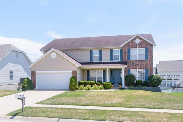 1858 Williamstown, Saint Peters, MO 63376 (#20034083) :: Clarity Street Realty