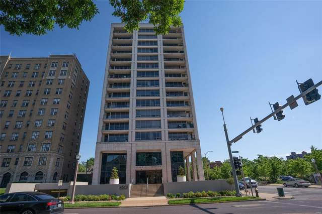 4501 Lindell Boulevard 8A, St Louis, MO 63108 (#20034100) :: Clarity Street Realty