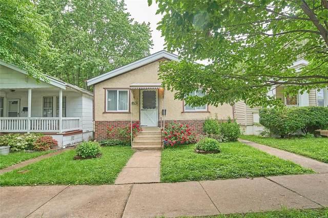 4631 Alexander, St Louis, MO 63116 (#20034111) :: Kelly Hager Group   TdD Premier Real Estate