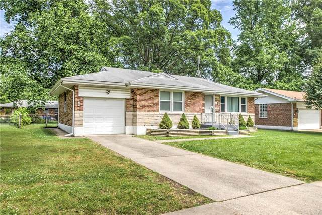 210 Kirk, St Louis, MO 63135 (#20034155) :: Clarity Street Realty