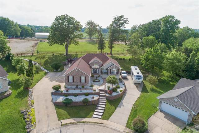 10 King Arthur, Hillsboro, MO 63050 (#20034166) :: Realty Executives, Fort Leonard Wood LLC