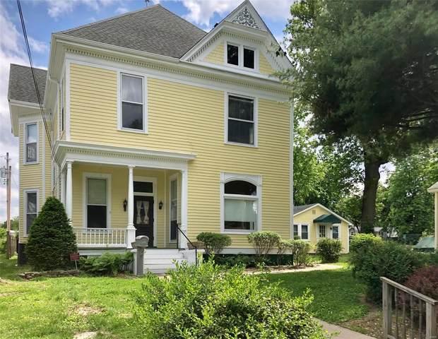 452 E Vandalia Street, Edwardsville, IL 62025 (#20034183) :: Tarrant & Harman Real Estate and Auction Co.