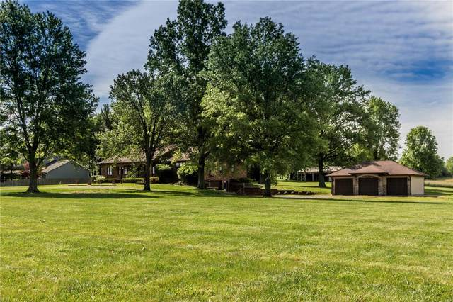 3202 Old Creal Springs Road, MARION, IL 62959 (#20034204) :: Realty Executives, Fort Leonard Wood LLC
