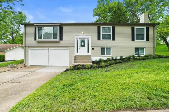 489 Graywood Drive, Ballwin, MO 63011 (#20034232) :: RE/MAX Professional Realty