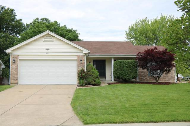 201 Flynn Court, Saint Peters, MO 63376 (#20034245) :: Clarity Street Realty