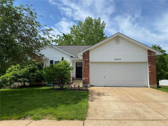2040 Rosedale Court, Arnold, MO 63010 (#20034247) :: Sue Martin Team