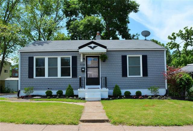 7710 Weaver Avenue, Maplewood, MO 63143 (#20034251) :: Clarity Street Realty