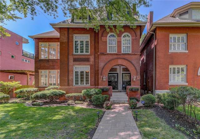 4200 W Pine Boulevard, St Louis, MO 63108 (#20034271) :: Clarity Street Realty