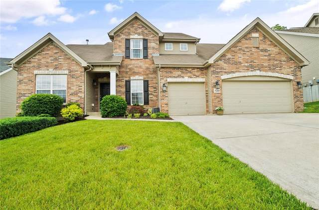 5268 Mirasol Manor Way, Eureka, MO 63025 (#20034285) :: Realty Executives, Fort Leonard Wood LLC