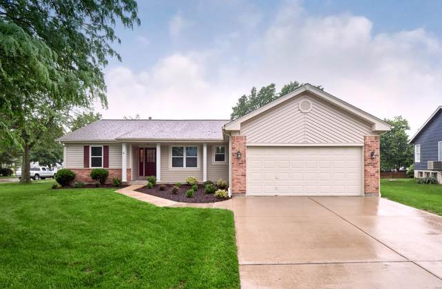 3951 Vineyards Ln, Unincorporated, MO 63304 (#20034295) :: Realty Executives, Fort Leonard Wood LLC