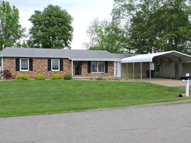 903 S Sunset Terr, PINCKNEYVILLE, IL 62274 (#20034308) :: The Becky O'Neill Power Home Selling Team