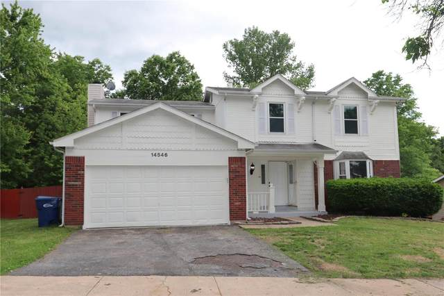14546 Ocean Side Drive, Florissant, MO 63034 (#20034311) :: Clarity Street Realty