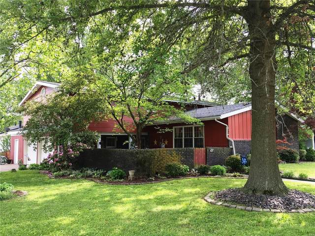 1404 Killarney Drive, Greenville, IL 62246 (#20034321) :: Kelly Hager Group | TdD Premier Real Estate