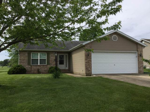 1402 Kweit Lane, Greenville, IL 62246 (#20034335) :: The Becky O'Neill Power Home Selling Team