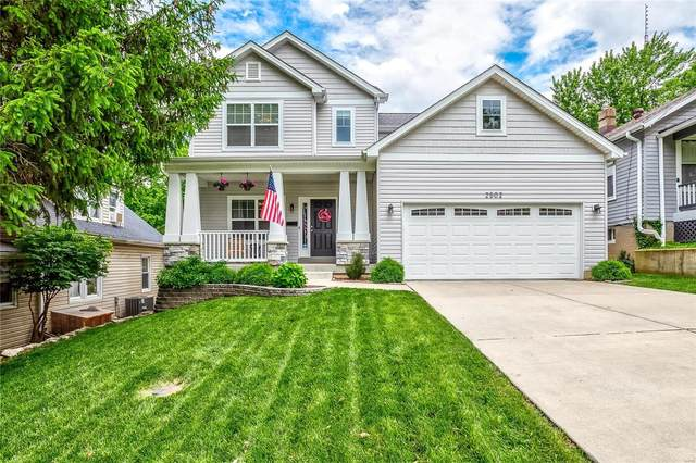 2502 Louis Avenue, Brentwood, MO 63144 (#20034342) :: Clarity Street Realty