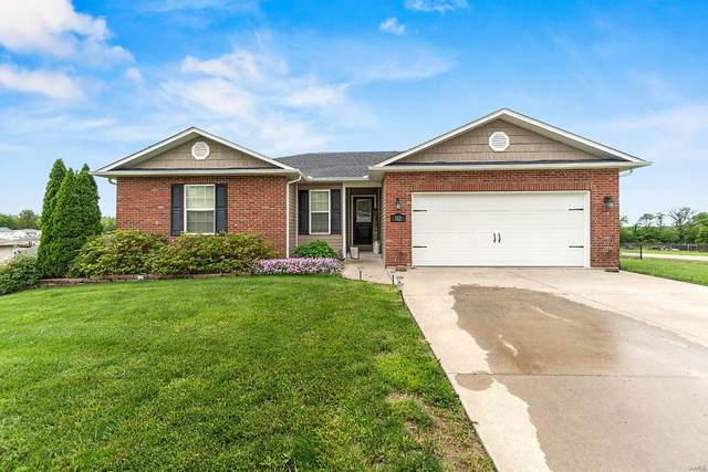 112 Timber Hawk Trail, Cape Girardeau, MO 63701 (#20034345) :: The Becky O'Neill Power Home Selling Team